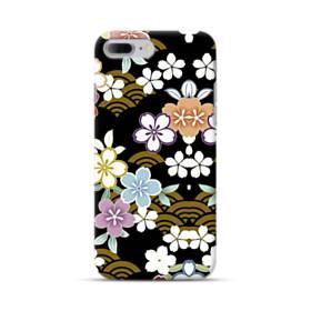 和風・桜&浪 iPhone 7 Plus ポリカーボネート ハードケース