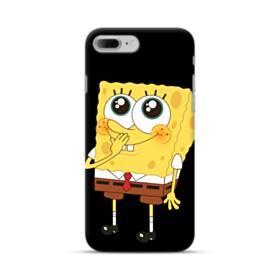 可愛いスポンジボブ iPhone 7 Plus ポリカーボネート ハードケース