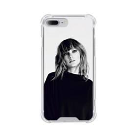 世界の彼女:テイラー・スウィフト01 iPhone 7 Plus TPU クリアケース