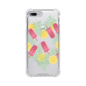 アイスバー&レモン iPhone 7 Plus TPU クリアケース