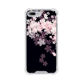 爛漫・桜 iPhone 7 Plus TPU クリアケース
