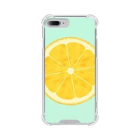 シンプル・ザ・レモン iPhone 7 Plus TPU クリアケース