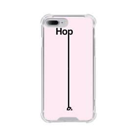 オリジナルiPhone 8 PlusクリアケースTPUスマホケース印刷