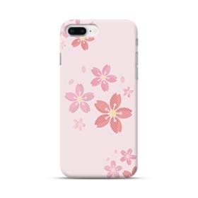 春・桜の花001 iPhone 8 Plus ポリカーボネート ハードケース