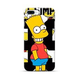 人気のバート・シンプソンちゃん  iPhone 8 Plus ポリカーボネート ハードケース