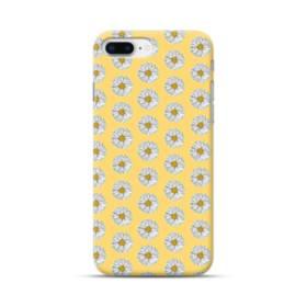 フラワー・カモミールのパターン iPhone 8 Plus ポリカーボネート ハードケース