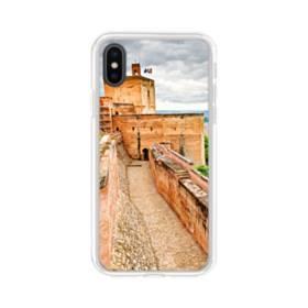 ザ・宮殿01 iPhone X TPU クリアケース