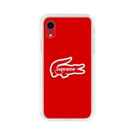 オリジナルiPhone XRクリアケース TPUスマホケース印刷