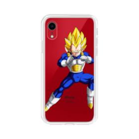 ドラゴンボール・人物001 iPhone XR TPU クリアケース