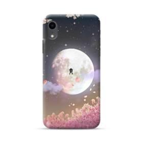 爛漫・夜桜&私たち iPhone XR ポリカーボネート ハードケース