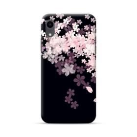 爛漫・桜 iPhone XR ポリカーボネート ハードケース