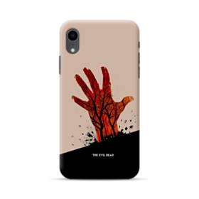 ホラー映画アート:死霊のはらわた iPhone XR ポリカーボネート ハードケース