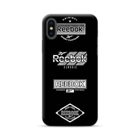 デザイン・マーク005 iPhone XS ポリカーボネート ハードケース