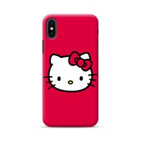 永遠に可愛い! iPhone XS ポリカーボネート ハードケース