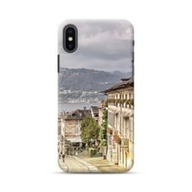ザ・イタリア風景 iPhone XS ポリカーボネート ハードケース