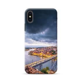 ザ・ブリッジ iPhone XS ポリカーボネート ハードケース