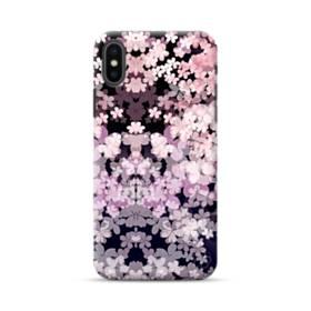 爛漫・夜桜 iPhone XS ポリカーボネート ハードケース