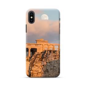 ザ・文化遺産01 iPhone XS ポリカーボネート ハードケース