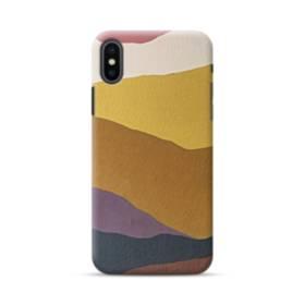 デザイン・彩りアートなパターン001 iPhone XS Max ポリカーボネート ハードケース