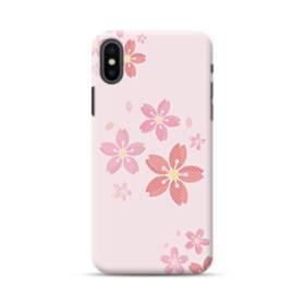 春・桜の花001 iPhone XS Max ポリカーボネート ハードケース
