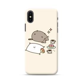 ぽっちゃり猫 iPhone XS Max ポリカーボネート ハードケース