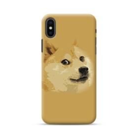 ペット・柴犬 iPhone XS Max ポリカーボネート ハードケース