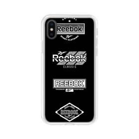 デザイン・マーク005 iPhone XS Max TPU クリアケース