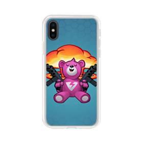 Hi  ! フォートナイト  003 iPhone XS Max TPU クリアケース