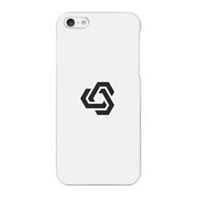 デザイン アートな三角004 iPhone 5C ポリカーボネート ハードケース