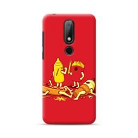 ザ・ジョーク Nokia 3.1 Plus ポリカーボネート ハードケース