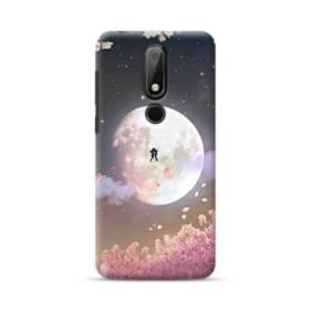 爛漫・夜桜&私たち Nokia 3.1 Plus ポリカーボネート ハードケース