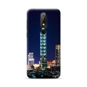 ザ・高層ビル Nokia 3.1 Plus ポリカーボネート ハードケース
