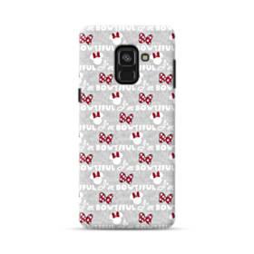 リボン モチーフ ribbon motif  Samsung Galaxy A8 (2018) ポリカーボネート ハードケース
