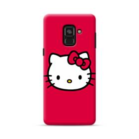 永遠に可愛い! Samsung Galaxy A8 Plus (2018) ポリカーボネート ハードケース