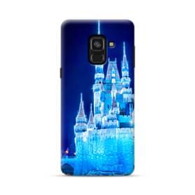 ザ・城001 Samsung Galaxy A8 Plus (2018) ポリカーボネート ハードケース