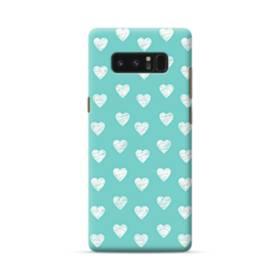 多くのハート Samsung Galaxy Note 8 ポリカーボネート ハードケース