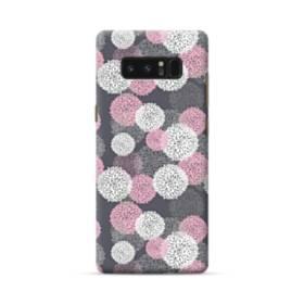 デザイン 花のモチーフ Samsung Galaxy Note 8 ポリカーボネート ハードケース