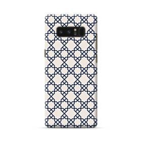 アートな幾何図モチーフ1 Samsung Galaxy Note 8 ポリカーボネート ハードケース