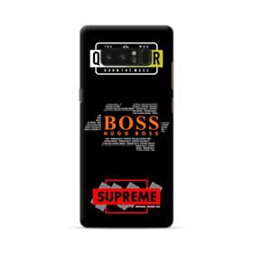 デザイン・マーク008 Samsung Galaxy Note 8 ポリカーボネート ハードケース