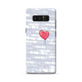 ハートバルーン Samsung Galaxy Note 8 ポリカーボネート ハードケース