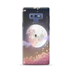 爛漫・夜桜&私たち Samsung Galaxy Note 9 ポリカーボネート ハードケース