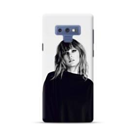 世界の彼女:テイラー・スウィフト01 Samsung Galaxy Note 9 ポリカーボネート ハードケース
