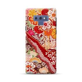 和・花柄 Samsung Galaxy Note 9 ポリカーボネート ハードケース