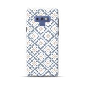 モザイクタイルのようなアートなパターン002 Samsung Galaxy Note 9 ポリカーボネート ハードケース