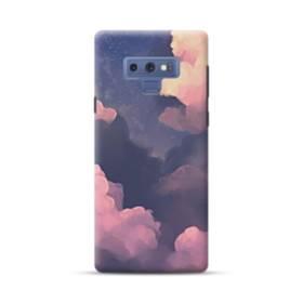 抽象的・曇のグラデーション Samsung Galaxy Note 9 ポリカーボネート ハードケース