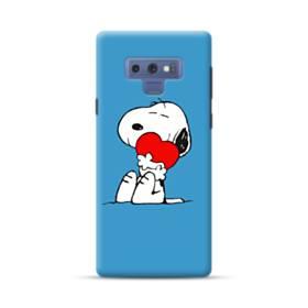 かわいい スヌーピー Samsung Galaxy Note 9 ポリカーボネート ハードケース