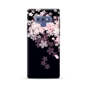 爛漫・桜 Samsung Galaxy Note 9 ポリカーボネート ハードケース