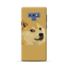 ペット・柴犬 Samsung Galaxy Note 9 ポリカーボネート ハードケース