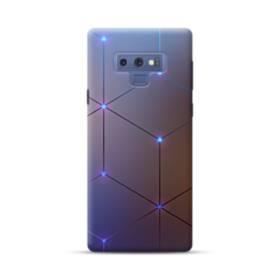 デジタル・幾何図 Samsung Galaxy Note 9 ポリカーボネート ハードケース