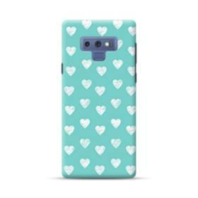 多くのハート Samsung Galaxy Note 9 ポリカーボネート ハードケース
